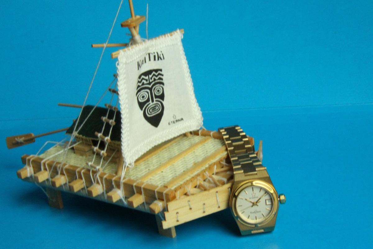 Zegarek damski Eterna Royal Quarz, z roku 1982