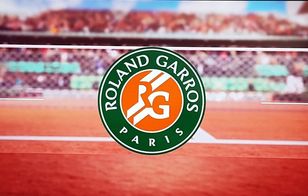 logo Roland Garos 2018
