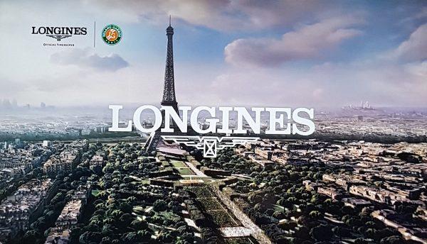 Turniej tenisowy Longines Roland Garros