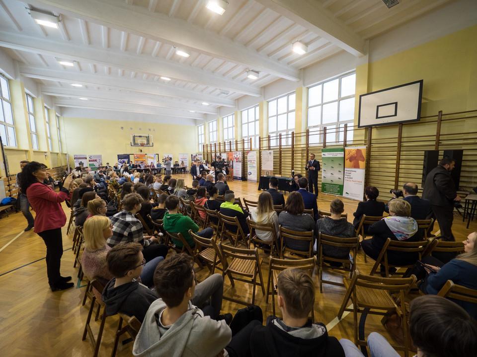 Szkoła zegarmistrzowska w Łodzi