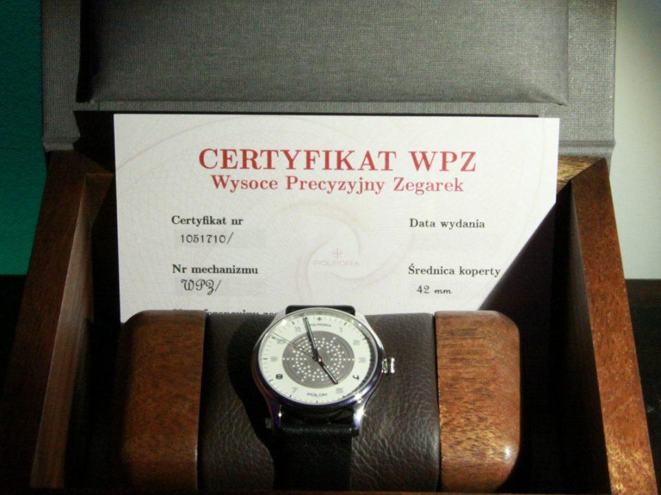 933f6be9670380 Tykający Polon w Muzeum Marii Skłodowskiej-Curie – premiera zegarków firmy  Polpora
