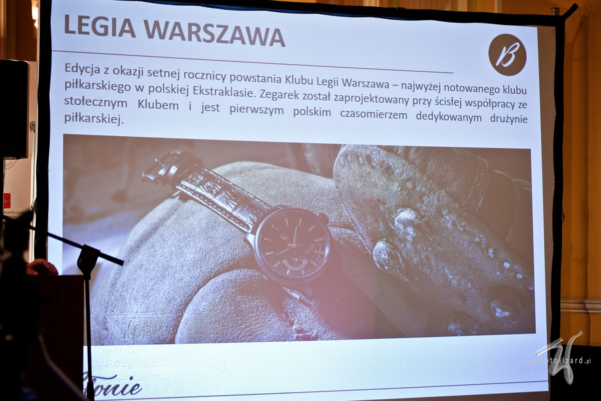 Festiwal It is all about watches Łódź 2017