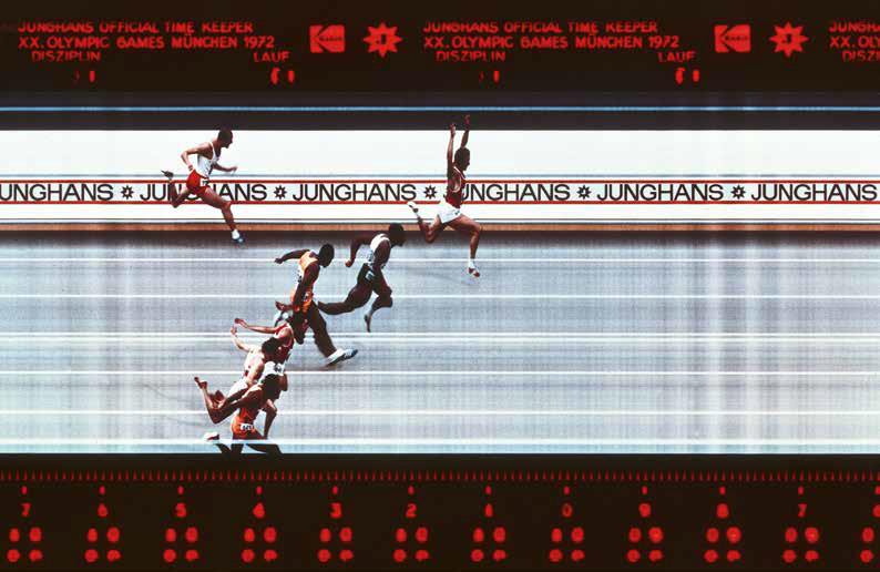 Zenon Nowosz na Olimpiadzie w Monachium