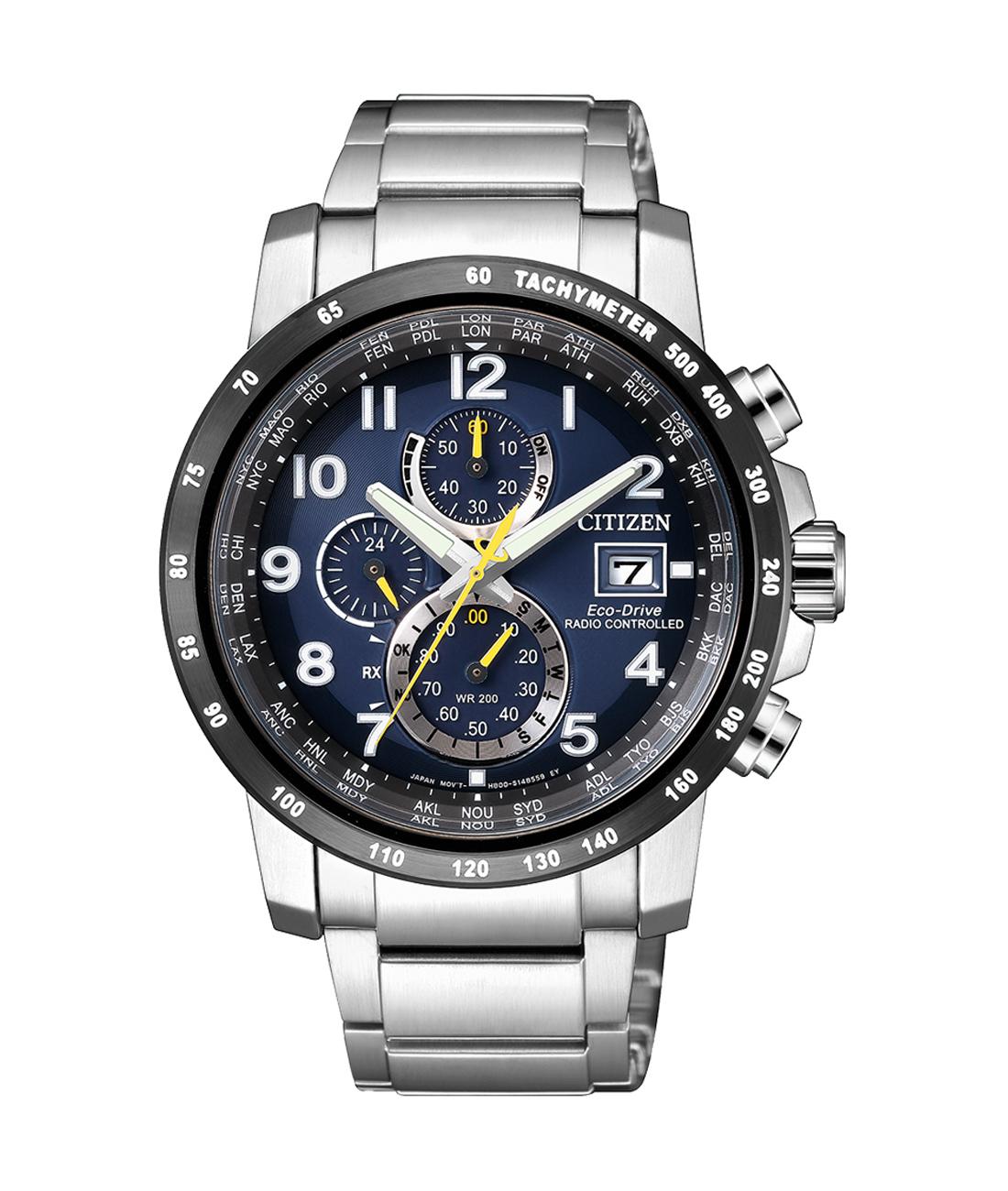 Zegarek Citizen Eco-Drive Radio Controlled AT8124-91L w atrakcyjnej ... 10165598eb