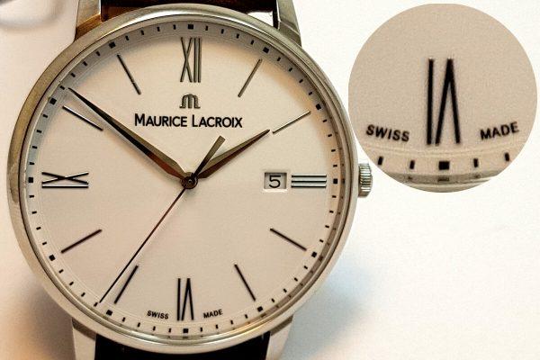Maurice Lacroix zegarki szwajcarskie