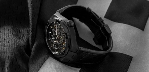 Aikon Skeleton Black