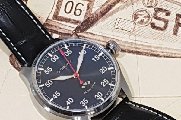 RWD5. Zegarek marki G.Gerlach