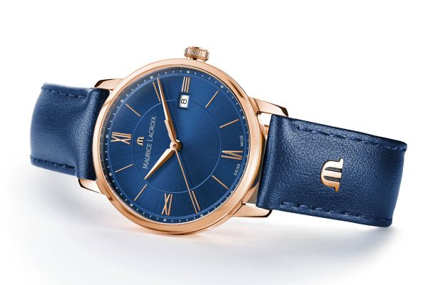 Zegarel z linii Eliros firmy Maurice Lacroix