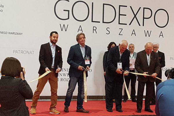 Polskie Targi Złotniczo Jubilerskie GOLDEXPO 2019