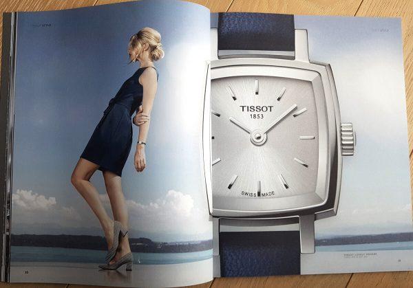 Magazyn marki TISSOT
