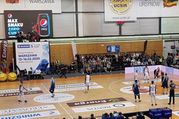 Zero Cukru. Puchar Polski w koszykówce 2020 i marka Aerowatch