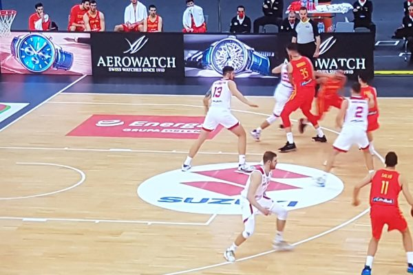 Aerowatch i koszykówka