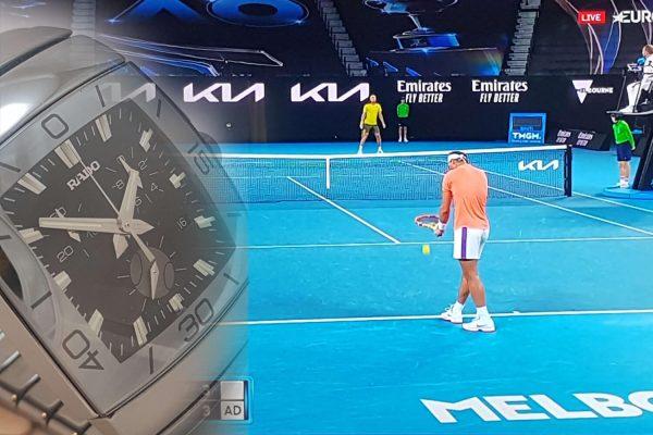 Tenis i zegarki