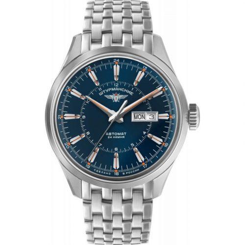 zegarek rosyjski szturmanskie Sputnik na bransolecie