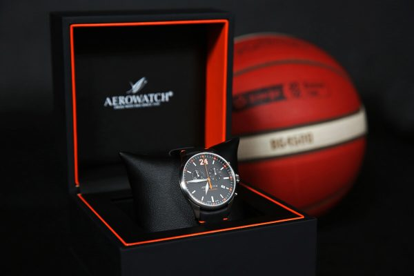Zegarek Aerowatch Polish Basketball Chrono Limited Edition. Premiera
