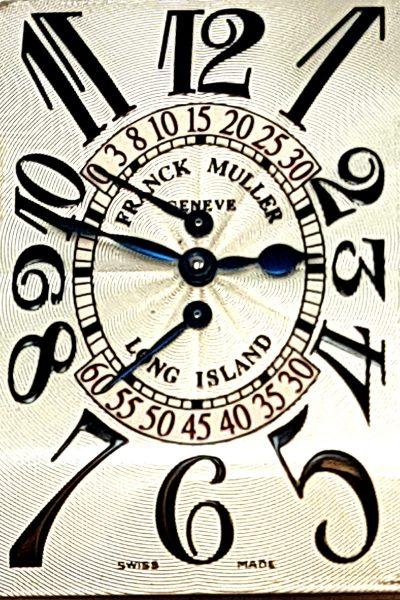 Zegarek Franck Muller Long Island Retrograde Sceonds