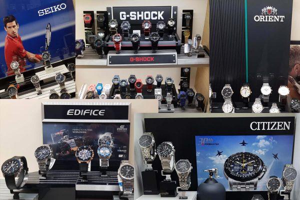 Japoński przemysł zegarkowy