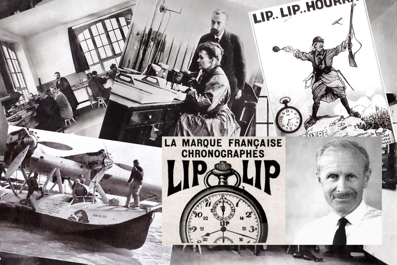 Historia marki Lip