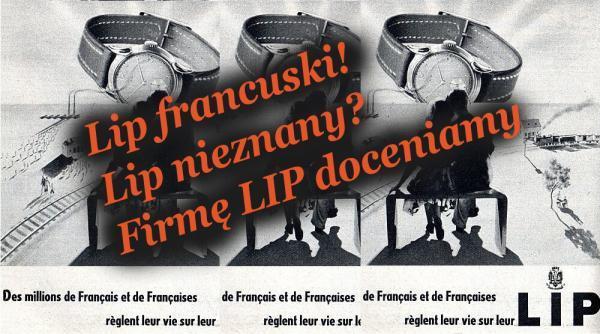Przedstawienie marki LiP