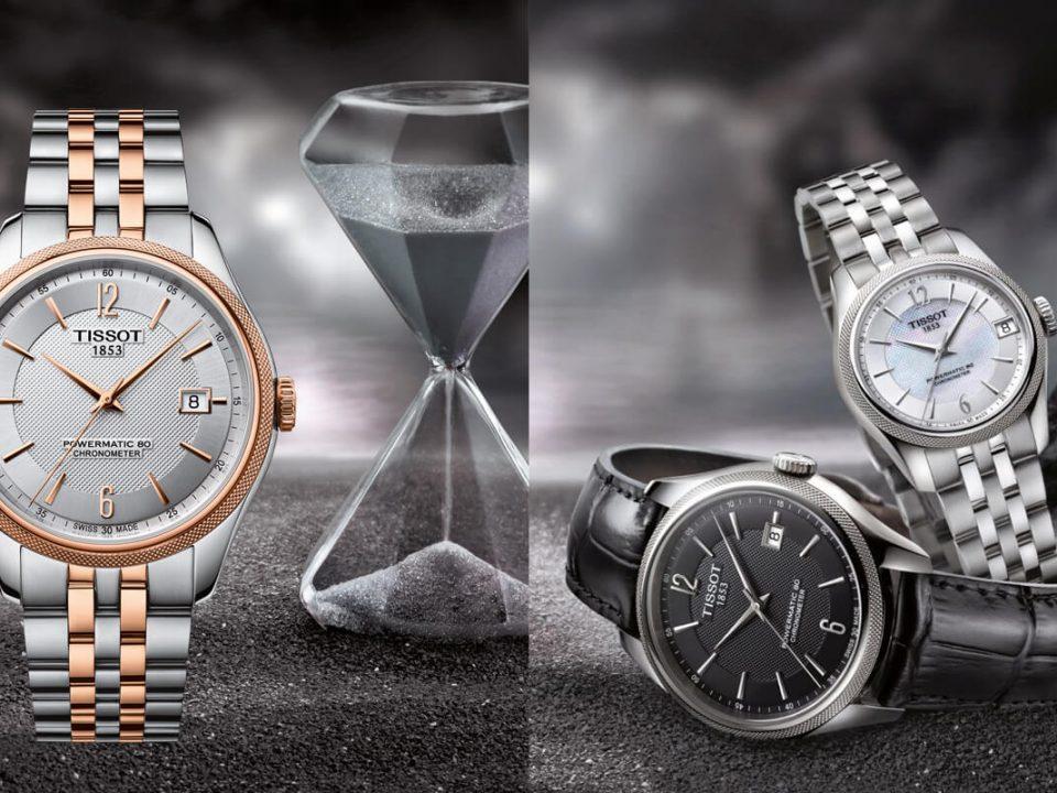 Modele zegarków Tissot T-Classic Ballade Powermatic 80
