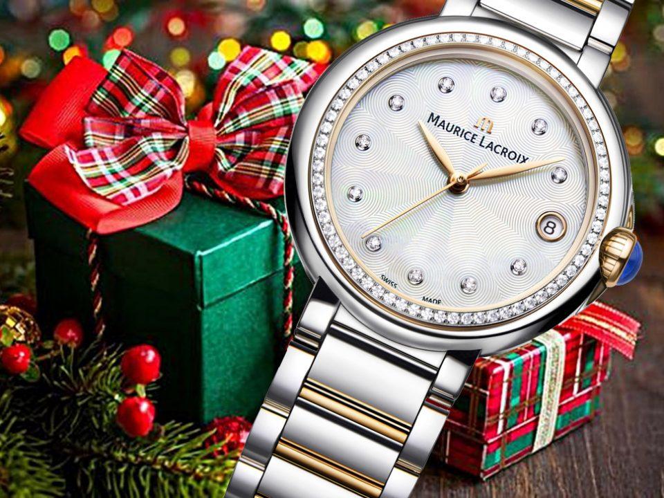Zegarek to idealny pomysł na prezent