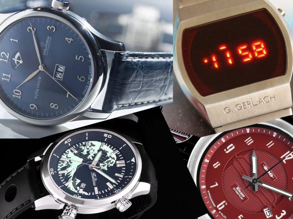 Polskie marki zegarkowe