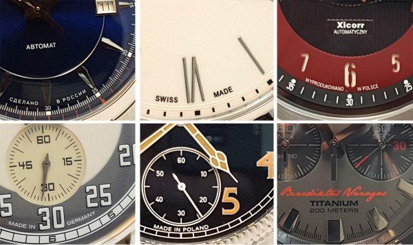 Narodowość marki zegarkowej