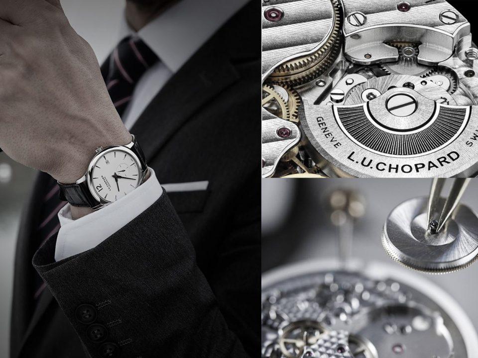 Wybór gentlemana – zegarek Chopard L.U.C.