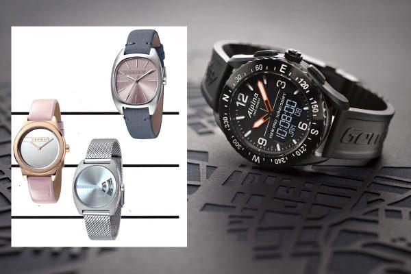 kolekcja zegarków na lato