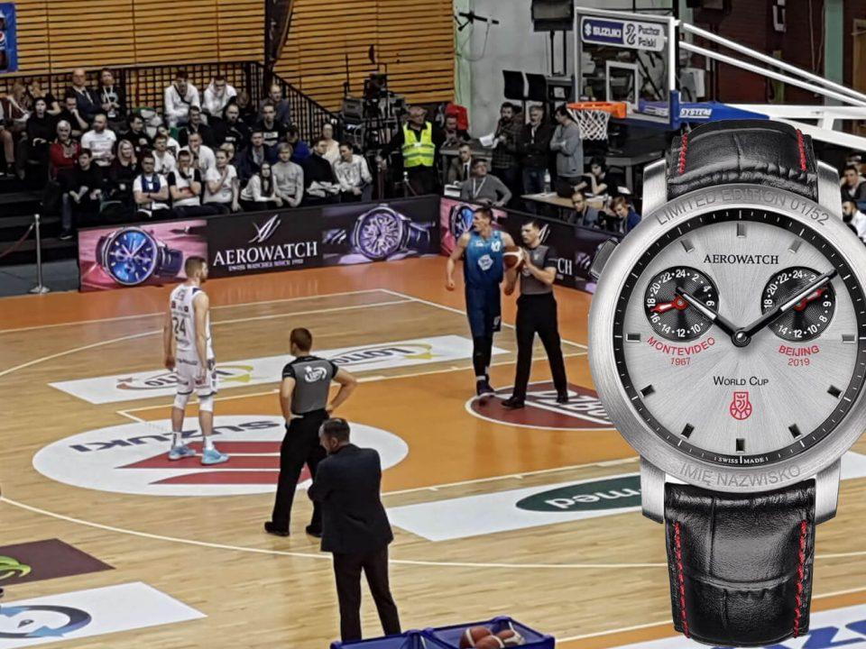 Puchar Polski w koszykówce 2020 i marka Aerowatch