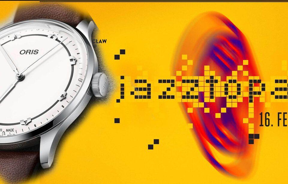 Jazztopad i zegarki Oris