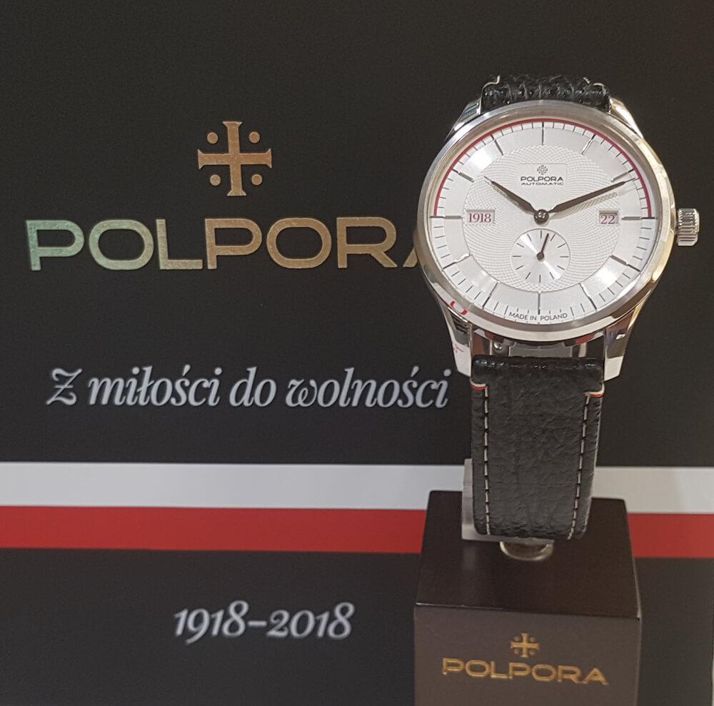 Zegarek Polpora 1918-2018