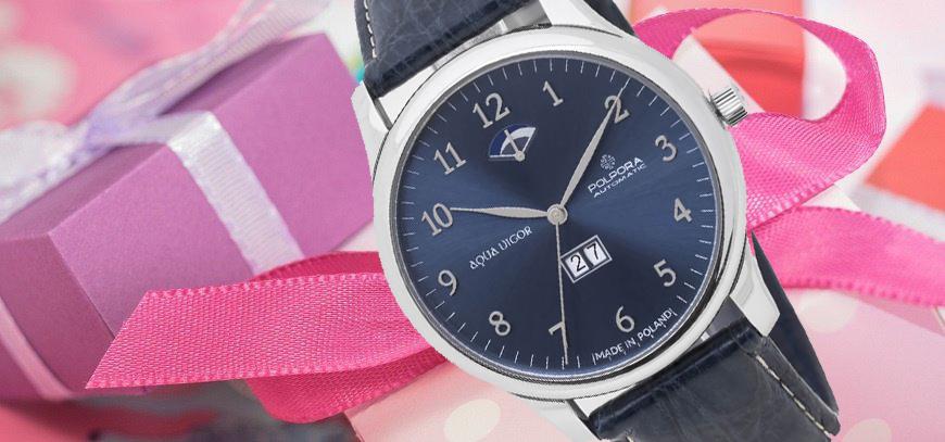 Zegarek Polpora na prezent