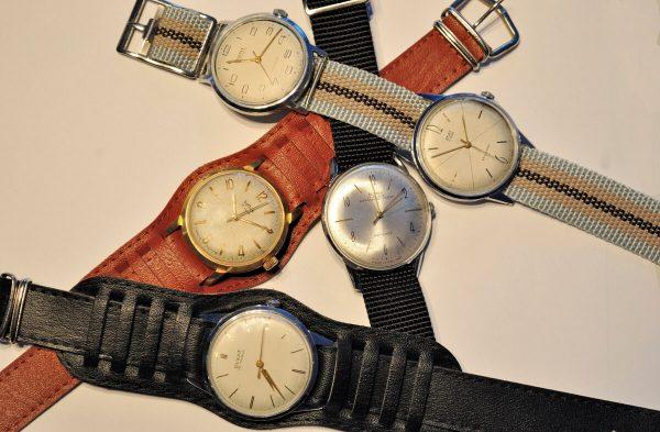 zegarki z Błonia
