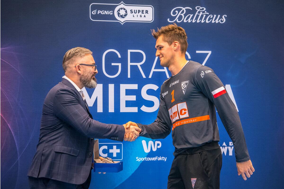 Balticus i piłkarz miesiąca