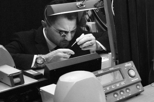 Jerzy Dudek - zegarmistrz