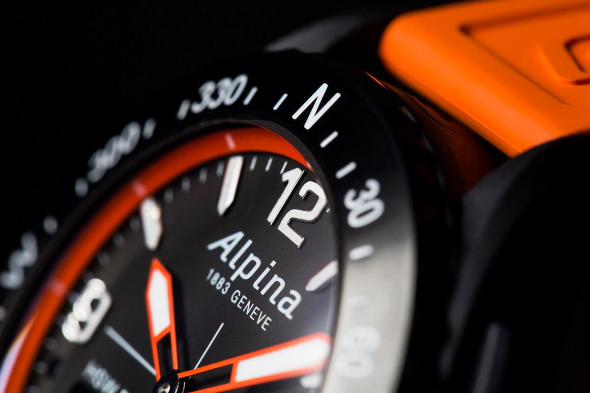Smartwatch AlpinerX od Apliny