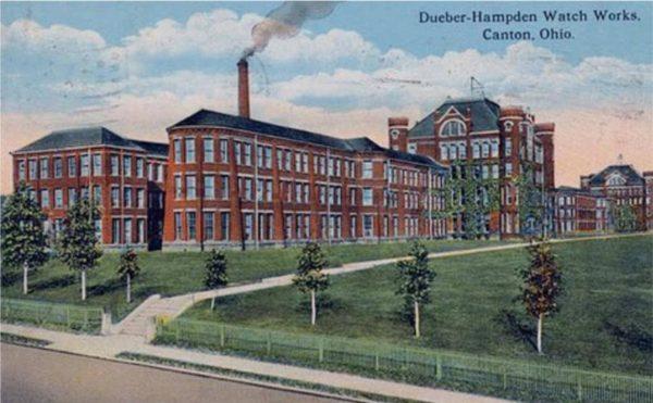 Dueber-Hampden Watch Company,