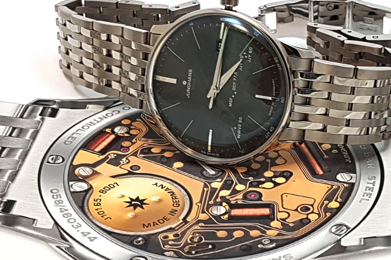 Zegarek Junghans Meister Mega 058/4803.44 zdecydowanie polecamy!