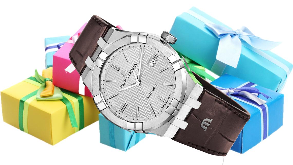 Zegarek Maurice Lacroix na prezent dla mężczyzny