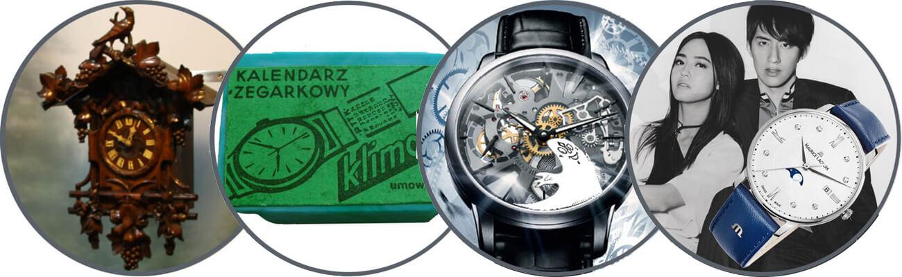 Wesoły Zegarkowy Słownik - skojarzone światy