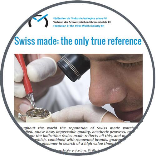 FH - FHS Federacja Szwajcarskiego Przemysłu Zegarkowego