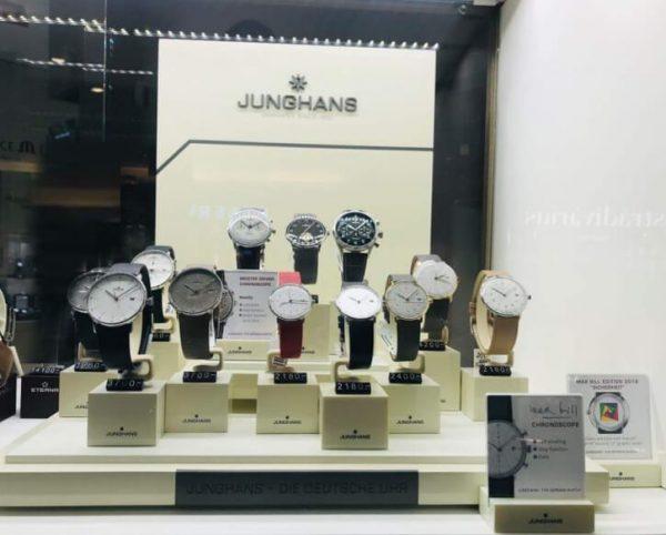 Oferta wyrobów firmy Junghans