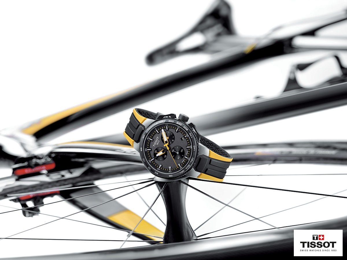 Zegarek Tissot Tour de Pologne 2017