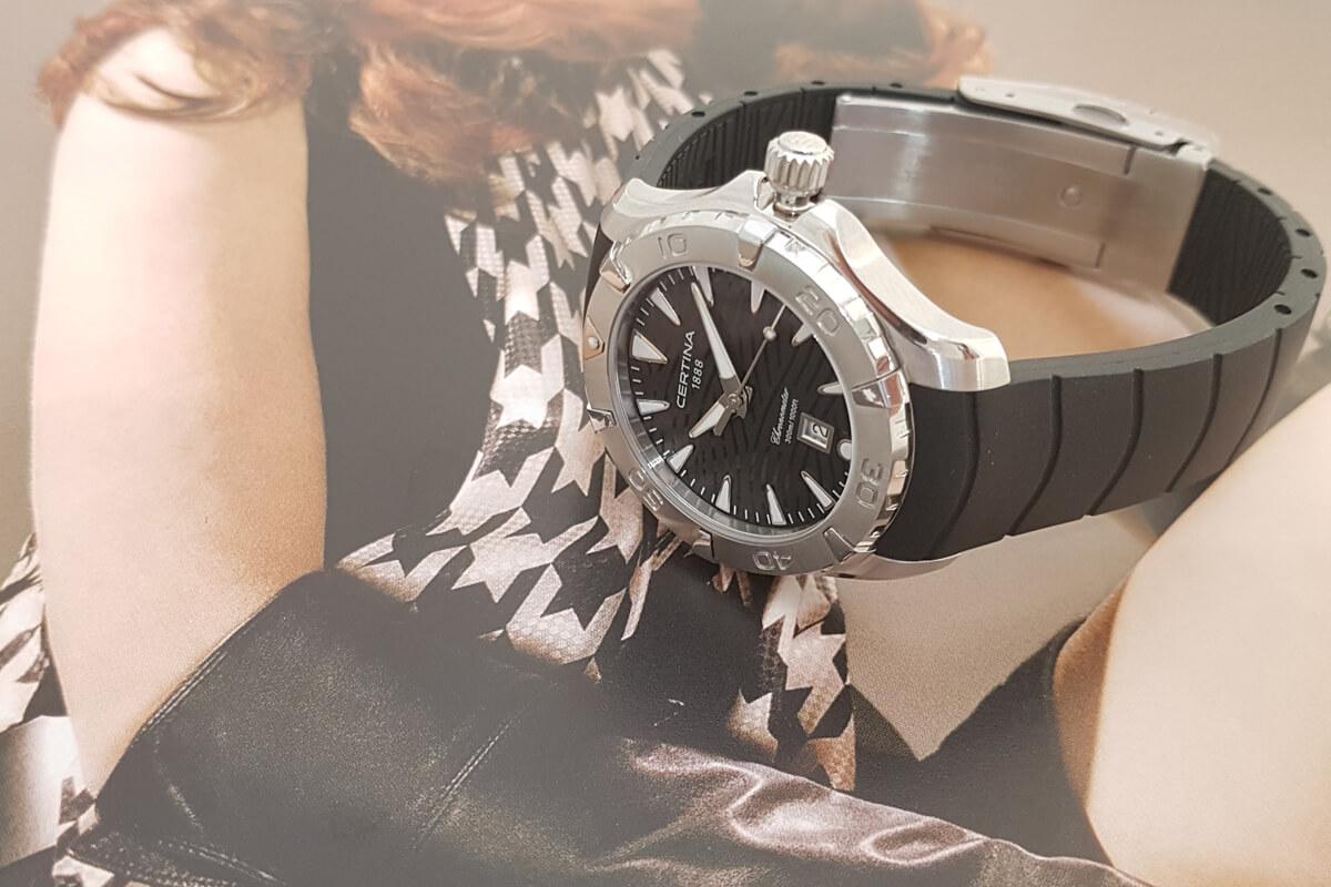 Zegarek damski Certina