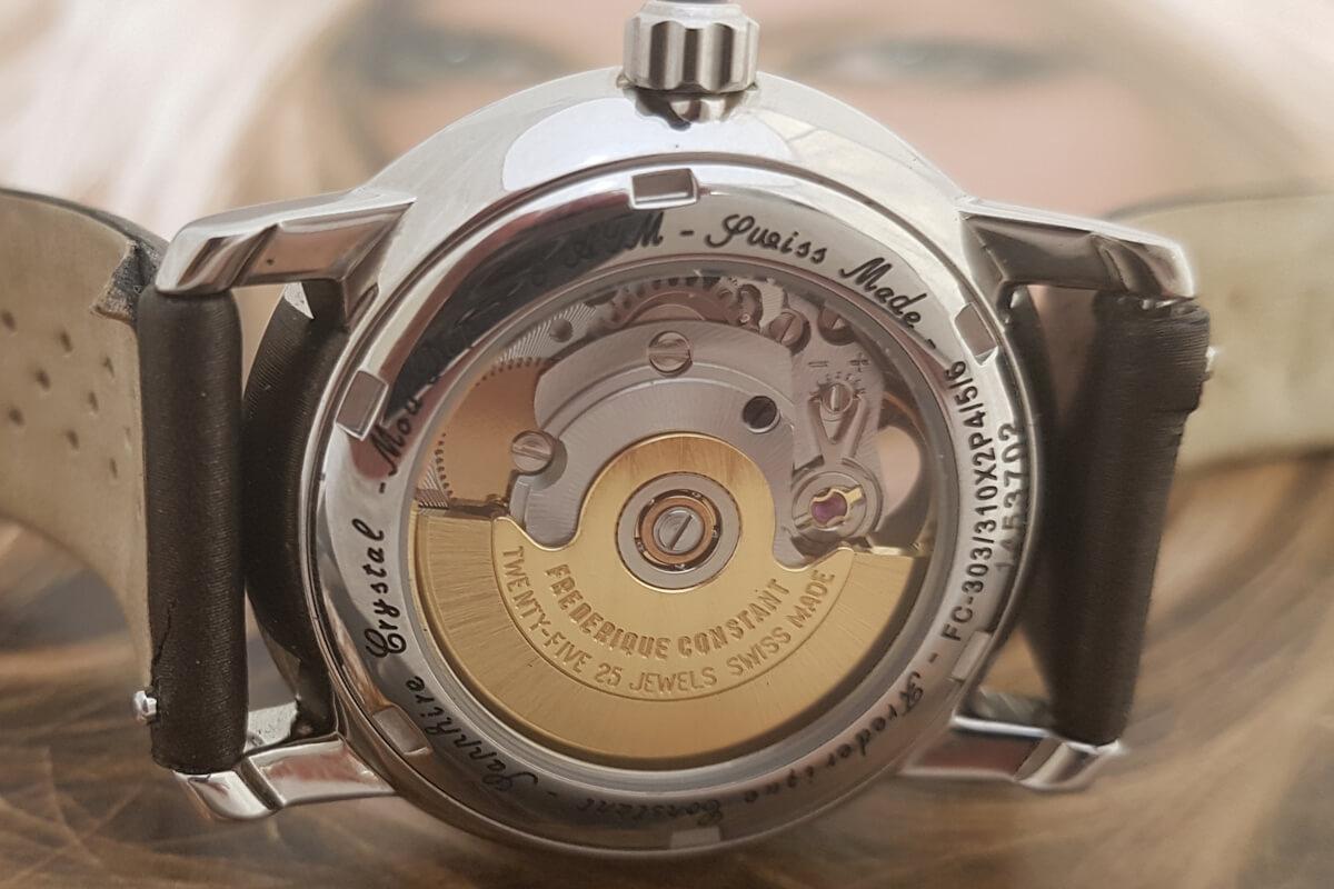 Zegarek szwajcarski Frederique Constant dla kobiety