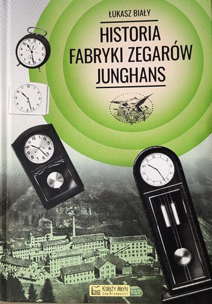 Książka o firmie Junghans