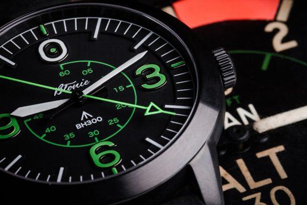 Zegarek Błonie BH300