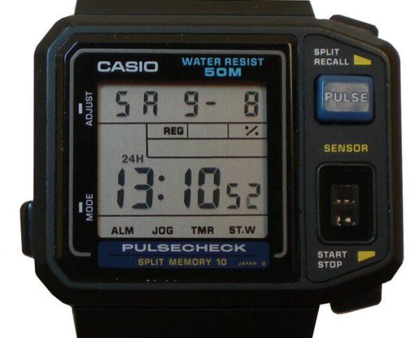 Zegarek Casio JP-100W