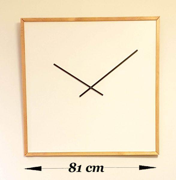 Diży zegar ścienny